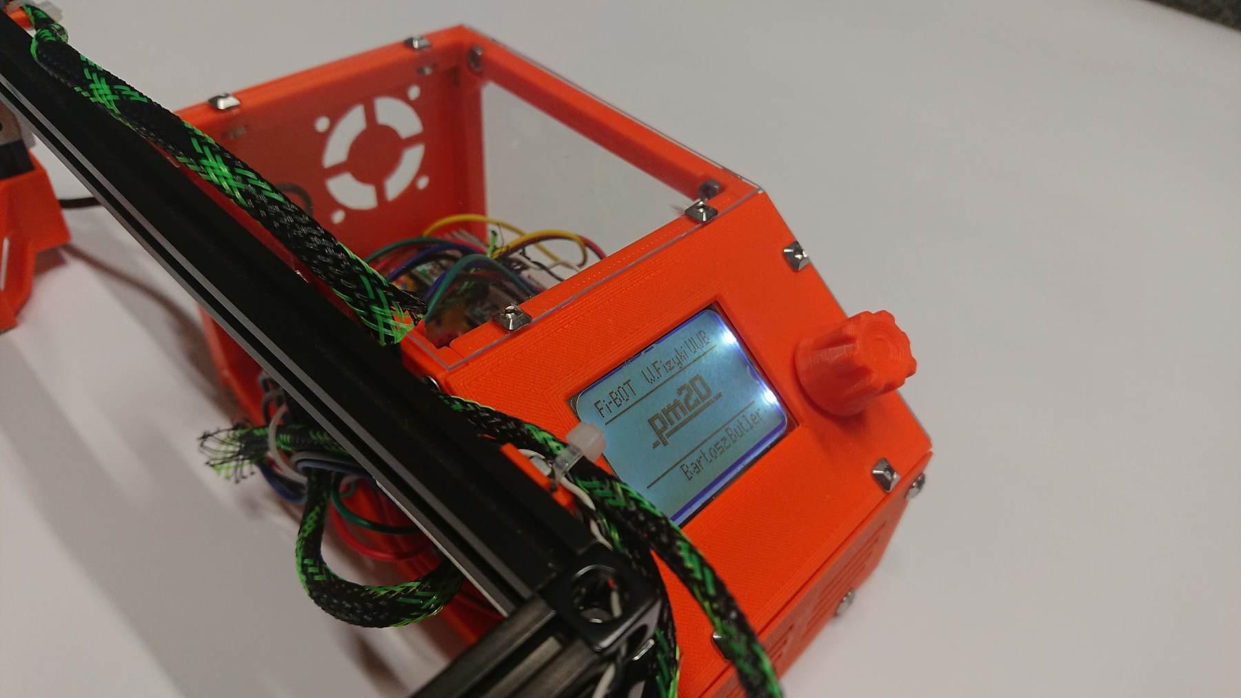 Wielozadaniowa, programowalna maszyna 2D/3D do zadań precyzyjnych