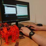 Arduino nano i heXapod