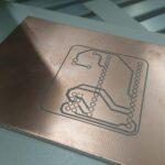 Płytki PCP - frezowanie CNC
