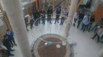 Wizyta uczniów z 3 LO w Białymstoku