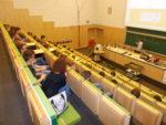 Pokazy z fizyki - mechanika dla VIII LO w Białymstoku
