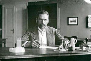 Profesor Marian Smoluchowski