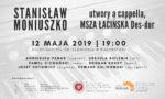 Koncert Chóru Akademickiego UwB - Rok Stanisława Moniuszki