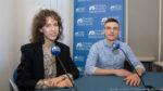 Stypendyści Fulbrighta - audycja w Radiu Białystok