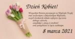 Najlepsze życzenia z okazji Dnia Kobiet!