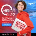 Women in Tech Camp 2021 - dla studentek